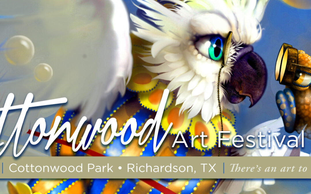 COTTONWOOD ART FESTIVAL SELECTS RICHARD LORENZ AS FEATURED ARTIST FOR MAY 2-3