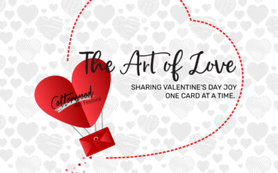 The Art of Love – Sharing Joy & Valentine's Day Cards