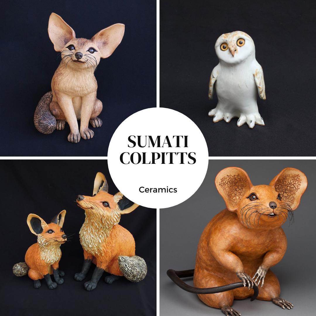 Sumati Colpitts Artful Ceramics