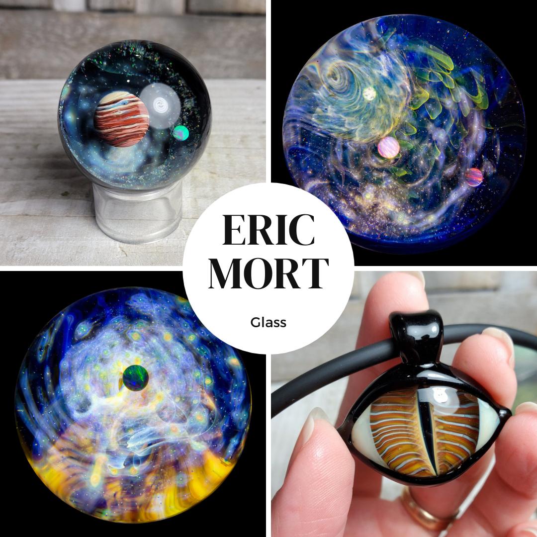 Eric Mort Art Glass