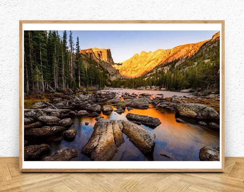 Rocky Mountain National Park Photography Gerome Bonner
